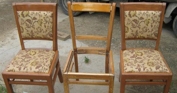¿Para qué sirven las sillas viejas?