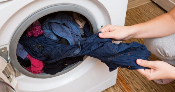 Cómo secar la ropa en un apartamento.