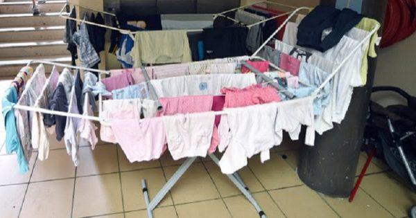¡Es por eso que no se debe secar la ropa en la habitación! El peligro que muchos desconocen…