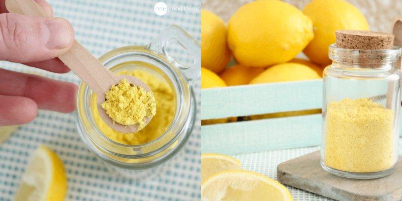 C mo secar y procesar la c scara de lim n fresco - Cascara de limon ...