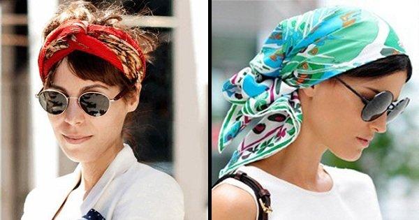 ¿Te gusta la moda de los turbantes en la cabeza?: 12 hermosas ideas para una imagen única y espectacular.