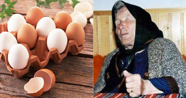 Un raro conjuro de Vanga para «atraer» dinero: ¡Solo necesitas 1 huevo de gallina!