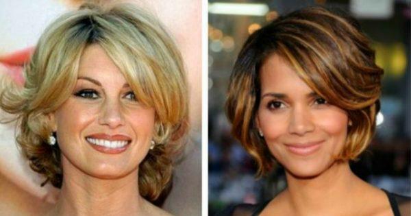 Que el tiempo espere… 12 mejores cortes de cabello para las damas mayores de 40 años.