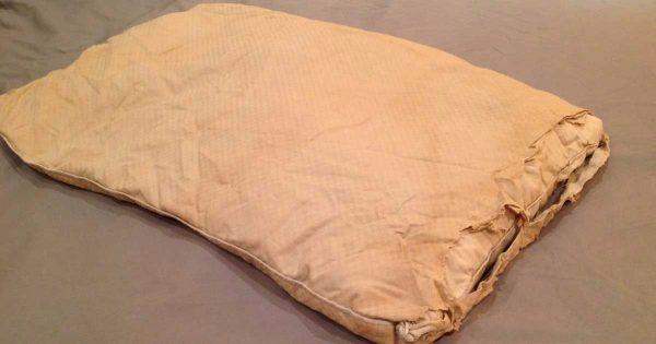 No se me ocurriría hacer tal maravilla de viejas fundas de almohada: ¡Solo mira qué belleza!