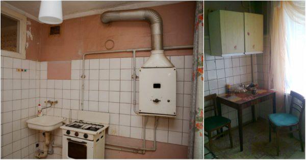 ¿Cómo vivir feliz con una cocina de 5 m²? Estas ingeniosas ideas resolverán el problema…