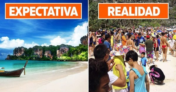 ¿Qué puede marchitar unas vacaciones en Tailandia para aquellos que aún no han estado allí?