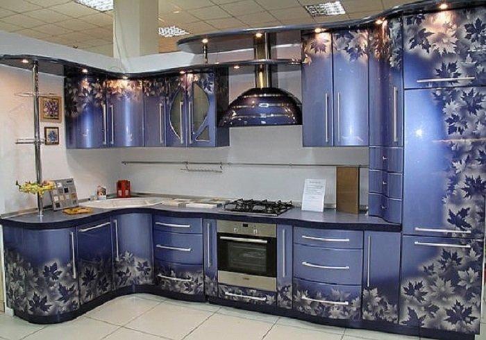 Dise o creativo de cocina for Diseno de cocina credencia