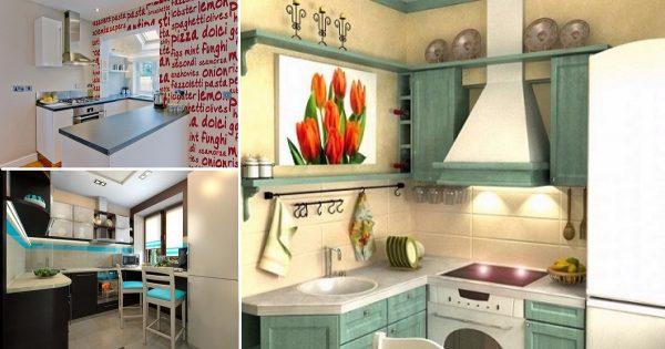 Creatividad al alcance de la mano: Geniales y prácticas ideas de diseño de cocina.