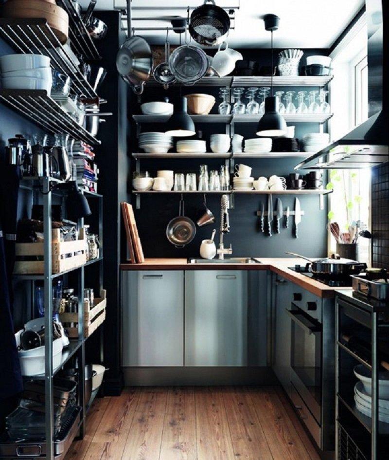 Dise o para una cocina peque a for Diseno de una cocina profesional