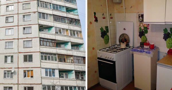 Apartamento ideal  para una gran familia en un área de 41 m². ¡Impresionante!