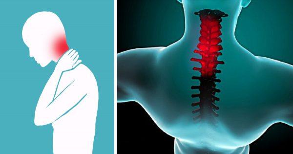 Si sufres de un molesto dolor en el cuello y la nuca, prueba esta técnica. En solo 90 segundos…