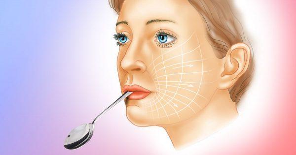 Para aclarar el contorno y suavizar las arrugas, haz esto: primero un ligero masaje, luego…