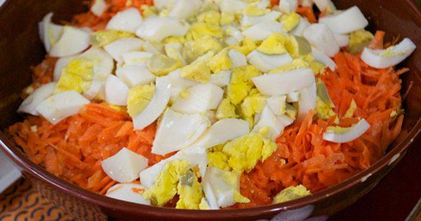 La zanahoria y la pérdida de peso: ¡Gracias, mamá, por haberme dado de comer todas las noches esta ensalada!
