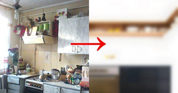 Hermosos estantes de cocina: Un ambiente cómodo y acogedor. ¡Tú te lo mereces!