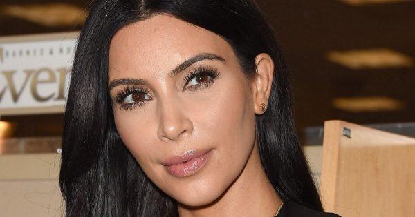 En la web circula una foto de Kim Kardashian medio desnuda. Los fans tienen la boca hecha agua…