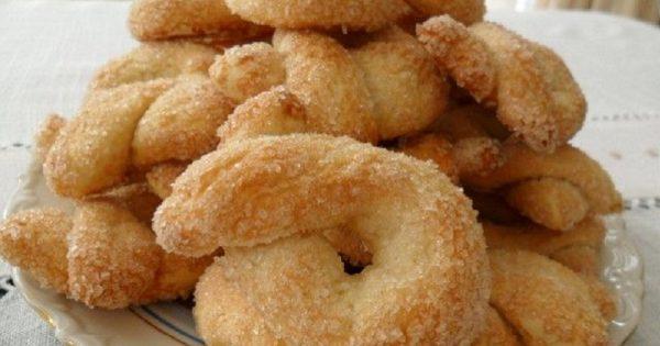 Prueba esta sencilla receta de crujientes galletas caseras de mi abuela italiana. ¡Rápido y sabroso!