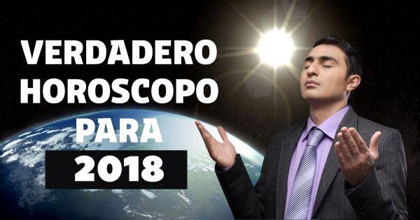 El ganador de la «Batalla de psíquicos» te presenta el horóscopo detallado para 2018: amor, dinero, salud…