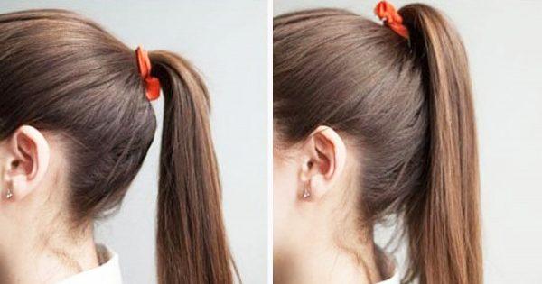 Cómo hacer un hermoso peinado, cuando solo quedan 5 minutos antes de salir. ¡7 soluciones brillantes!