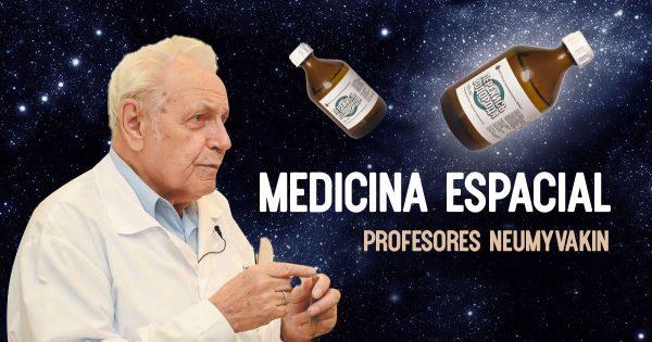 Profesor Neumyvakin: «Usa la regla de tomar peróxido de hidrógeno, desde el mañana hasta el final de la vida».