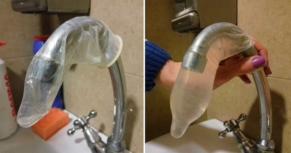 Consejo del día: ¡He aquí la manera más rápida y eficaz de limpiar el baño!
