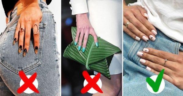 ¿Qué manicura te hará lucir elegante, moderna y metropolitana?