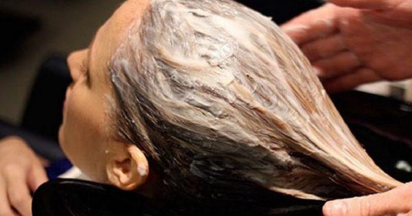 Ni un champú caro más… ¡Basta un paquete de levadura, y tu cabello lucirá increíblemente fuerte y reluciente!