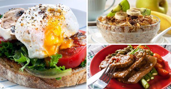 Estos alimentos son necesarios para una nutrición sana y equilibrada. Prueba y verás los resultados…