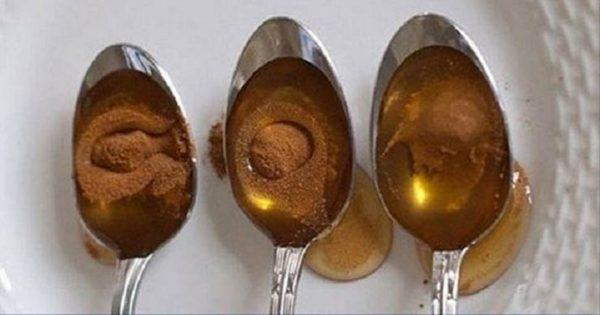 Comienza el día con una cucharada de miel y canela… ¡Los resultados son realmente sorprendentes!