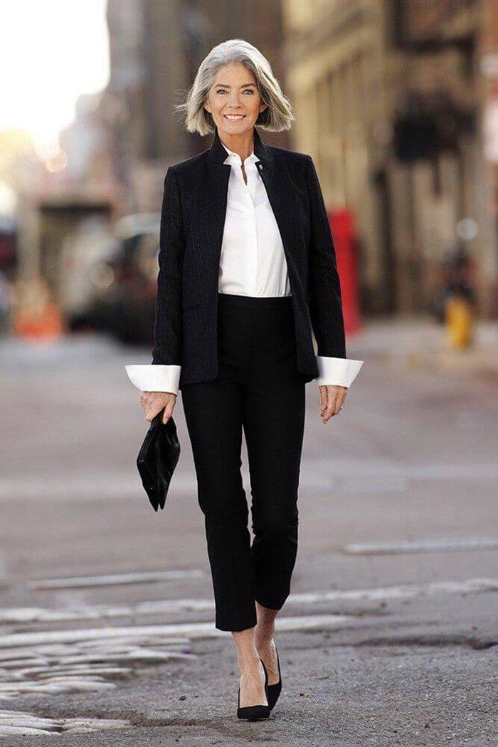 Moda Para Las Mujeres De 50 Años
