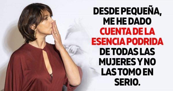 Citas cáusticas de Mónica Bellucci que las mujeres deberían aprender de memoria
