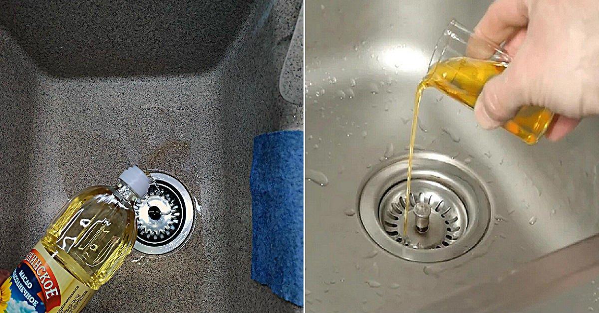 Cómo eliminar el olor del fregadero de la cocina