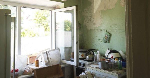 Espacio y orden, principio de una cocina cómoda para las amas de casa.