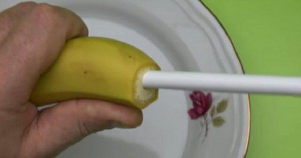 ¿Sueles desechar la cáscara del plátano? ¡No lo hagas más! No sabes lo que te estás perdiendo...