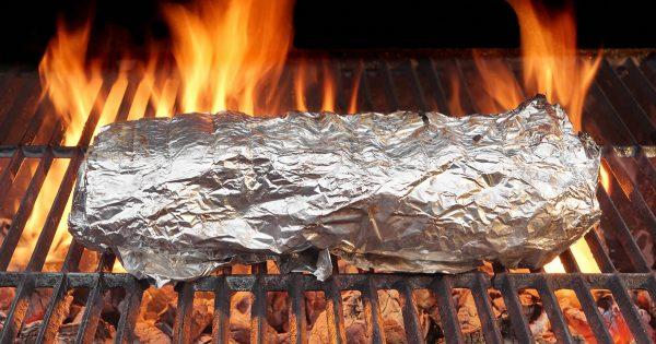 ¡7 reglas para hornear con papel de aluminio, de las cuales no has oído nunca!