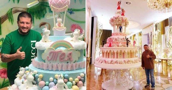 Por qué son tan asombrosos los pasteles de Renat Agzamov