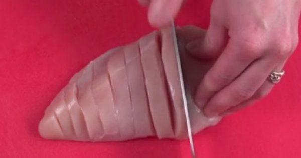 Pechuga de pollo con espinacas, el manjar de los reyes… ¡Especial para los amantes de la comida sana!
