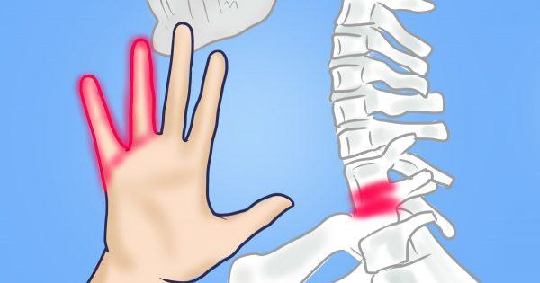 ¿Por qué se te entumen las manos? 7 razones para que le prestes más atención a tu salud.