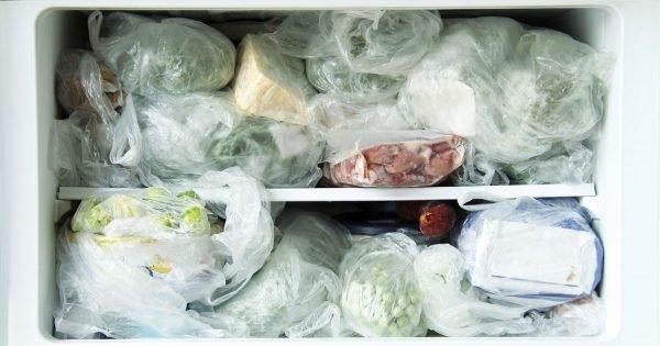 Alimentos que una buena ama de casa no congelará
