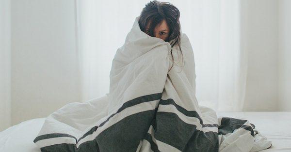 ¿Por qué algunos están acaloradas, mientras que otros sienten frío? Una conclusión impredecible…