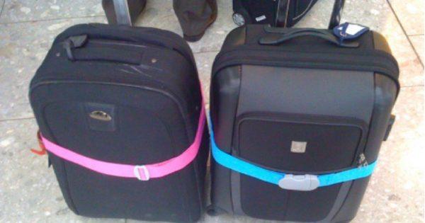 Si vas a viajar, este truco te ayudará a hacer las maletas más fácil…  ¡Más cómodo y económico!