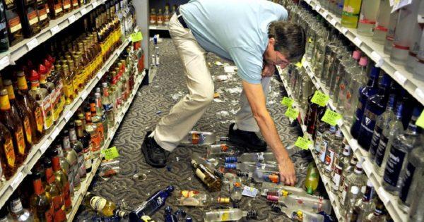 ¡Si se te rompe una mercancía en la tienda, haz lo siguiente!