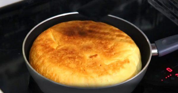 Receta de pan en una sartén, y por qué es mejor que el de la tienda