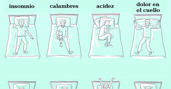 ¡Nada de ardor de estómago ni calambres: 9 problemas de sueño, que pueden ser arregladas hoy mismo!