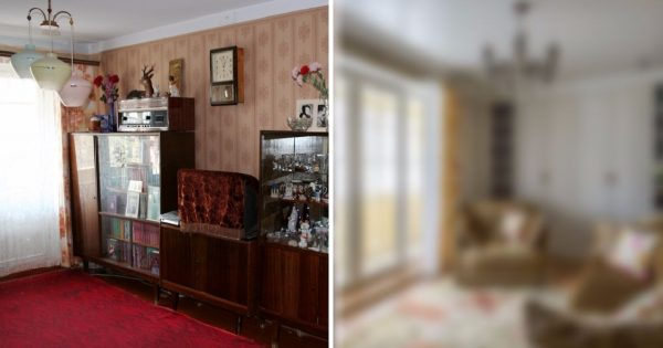 Armonía y confort en 32 m²: Elegante apartamento de un solo cuarto en estilo francés clásico.
