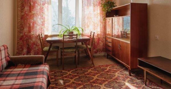Cómo refinamos los muebles que nuestra suegra nos regaló…