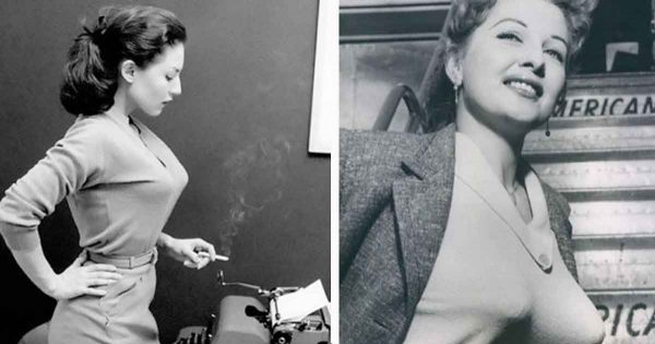 Estos sujetadores las mujeres los usaban en los años 50... Y todavía nos quejamos de los gustos de hoy día...