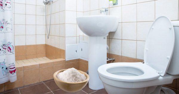 ¿Por qué los japoneses ponen sal en el inodoro, y por qué deberíamos hacerlo también?