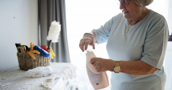 Cómo usan las amas de casa experimentadas el suavizante de telas (no para lavar)