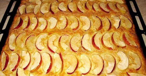 Tierna y sabrosa tarta de manzana – en 20 minutos: ¡Una receta genial para todos los casos!