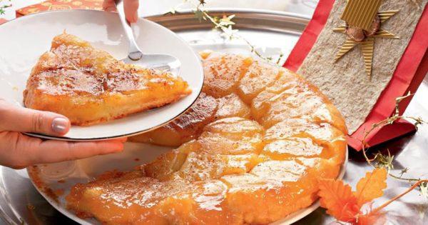 La Tarte Tatin: ¡Un postre francés de manzana sin igual!